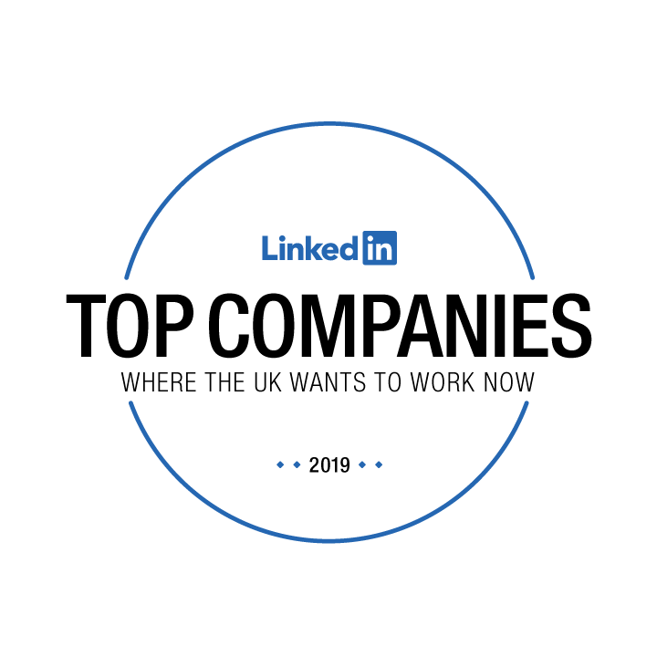 LinkedIn Top Companies to work for