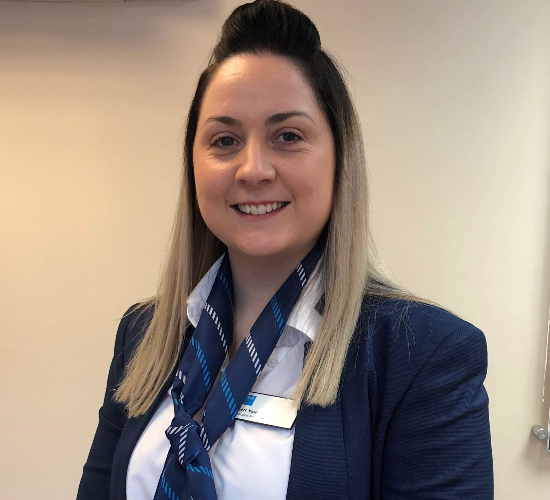 Keri Young, practice manager, whitehaven bupa dental care