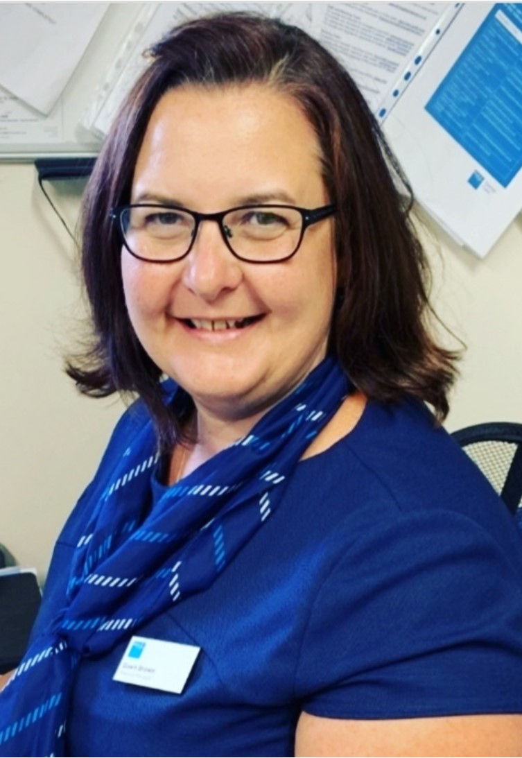 Dawn Brown, Practice Manager Bupa Dental Care
