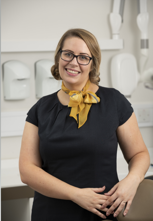 Jessica, Practice Manager at Harewood Dental Excellence